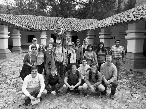 peru students studyabroad mugeo