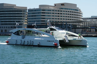 Catamarán  - Port de Barcelona | by marimbajlamesa