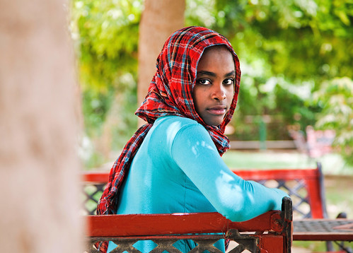 Portrait of Sudanese Youth | by United Nations Photo