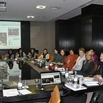 Thu, 07/21/2011 - 18:15 - Sesión: 'Las Mujeres en Seguridad y Defensa'.  Iniciativa liderada por Celina Realuyo (CHDS) y Patricia Escamilla-Hamm (CHDS)