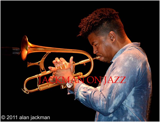 Christian Scott, The Ninety Miles Project, 2011 Clifford Brown Jazz Festival