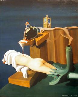 Óscar Domínguez: Electrosexual Sewing Machine (1934-35