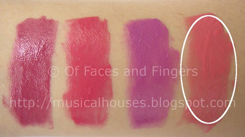 Sleek Pout Polish Creations wearable coral lip | by musicalhouses