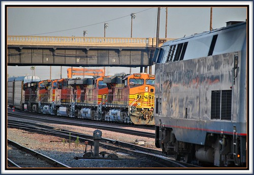 california railroad travel sunrise amtrak bnsf sanbernardino southwestchief