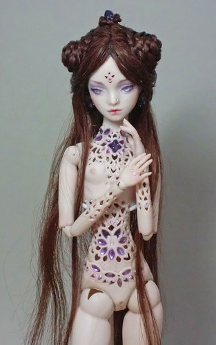 Jewel (Amethyst) | by Doll Menagerie