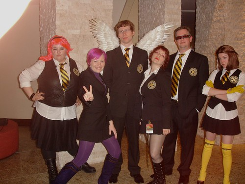 Xavier's School for Gifted Youngsters - Everybody - DragonCon Thursday, 2011 | by Futuregirl_LeahRiley