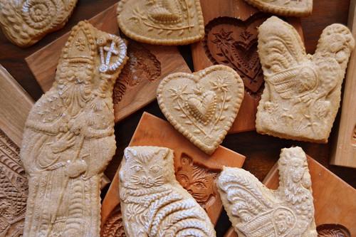Taai taai cookies | by Turku Gingerbread