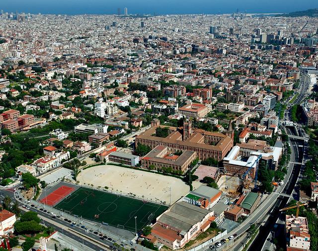 Sant Ignasi, Barcelona