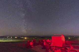 Rothney Observatory Open House (Sept 17, 2011) #5