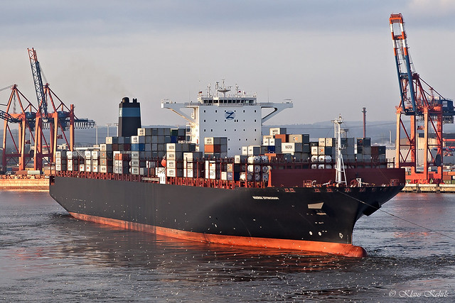 Maersk Effingham - 9463059 - 15081101