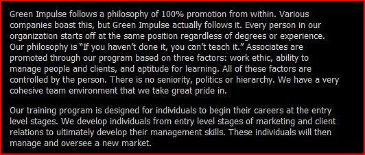 Green Impulse Marketing (Green I Marketing) Training - Way… | Flickr