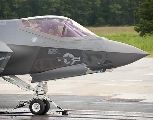 F-35C Catapult Launch Testing