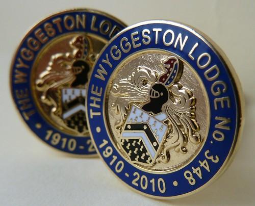 Wyggeston Lodge No. 3448   by Wyggeston Lodge, No. 3448