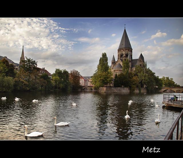 Metz- sulla Mosella