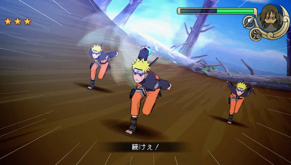 naruto ultimate ninja impact pc