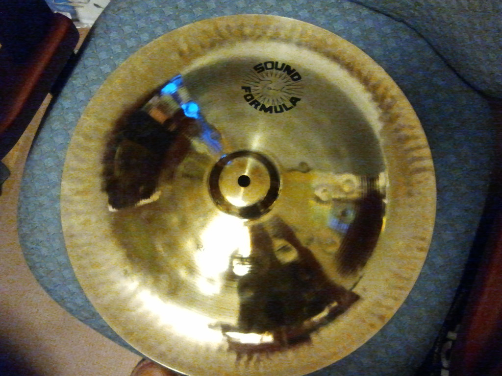 Paiste Sound Formula China | 16 inch  View 3 | mojof4wcs