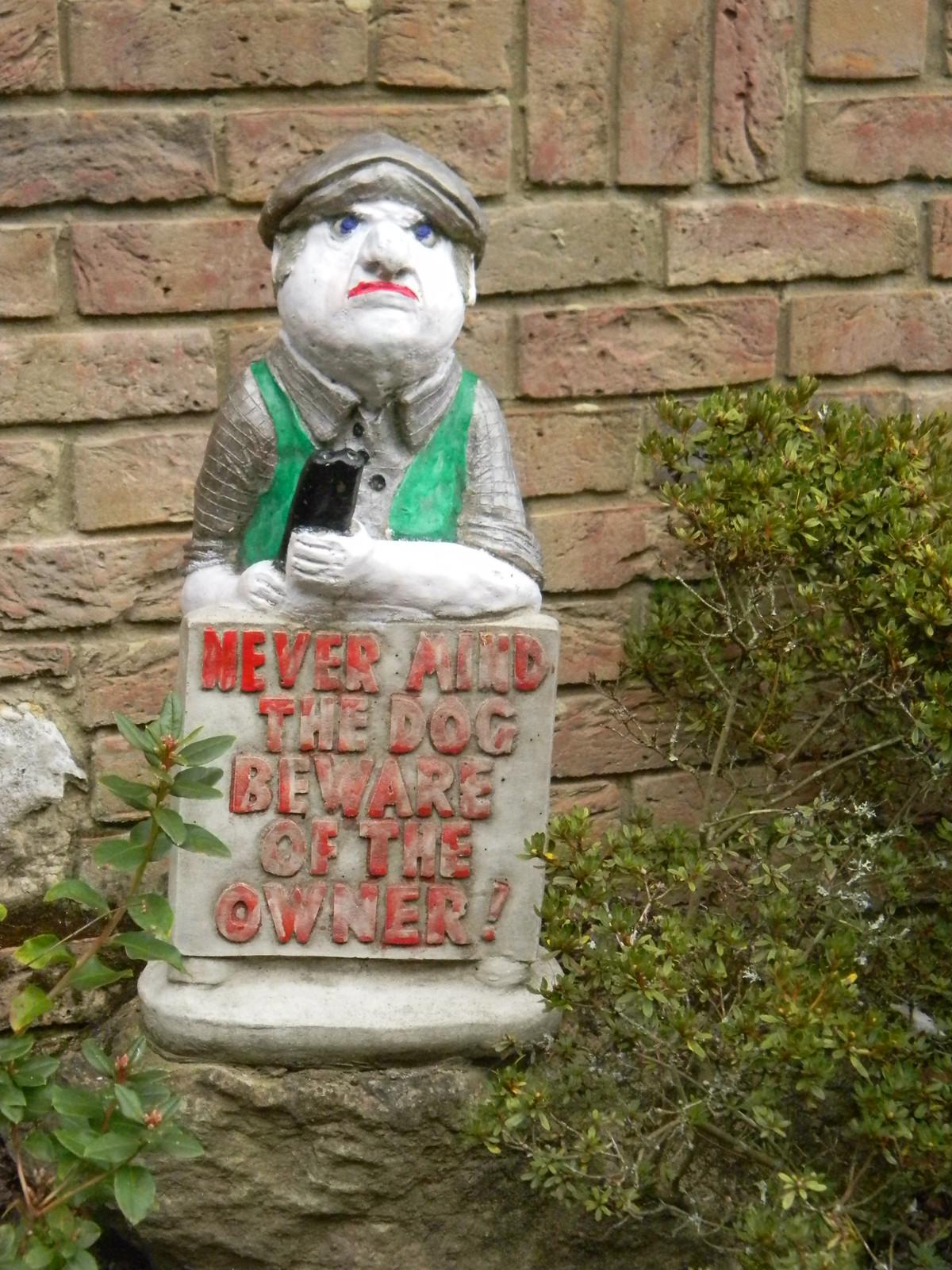 Never mind the dog.... Ashurst Circular
