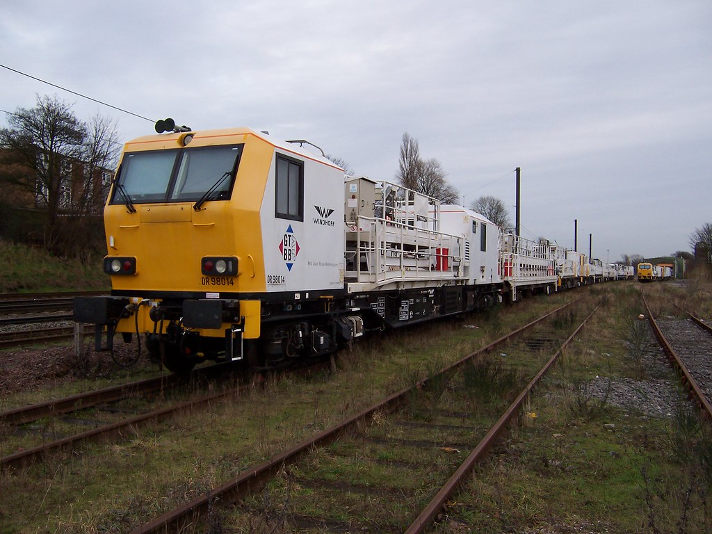 OCR Windhoff MPV Wiring Trains | DR 98014, One Of The GTRM