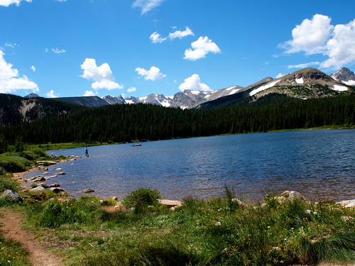 Brainard Lake | by LibraryatNight