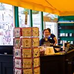 Staff in the RBS Children's Bookshop  
