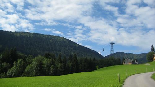 Seilbahn auf den Kronberg | by Grüner Nomade