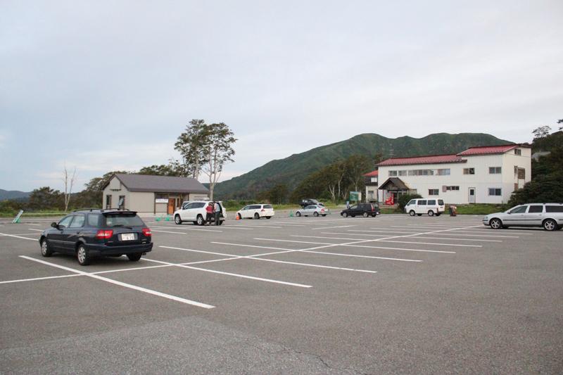 姥沢駐車場
