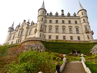 Dunrobin Castle, Scotland | by Alex Hunter ~ My Digital Album