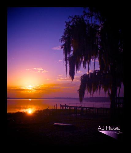 camera morning lake digital sunrise canon photography eos rebel dawn moss florida digitalcamera neo dslr t2i canonrebelt2i ajhege