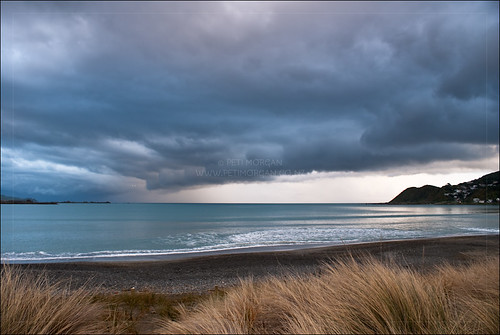 A southerly storm approaches | by Peti_Morgan