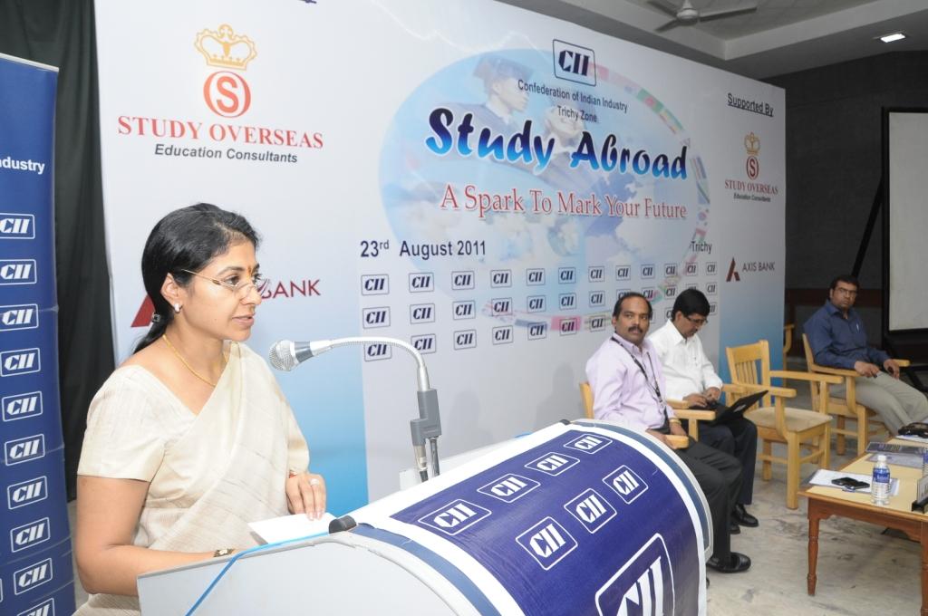 Ms R Nandini, Chairperson, Education Forum, CII SR & Manag… | Flickr