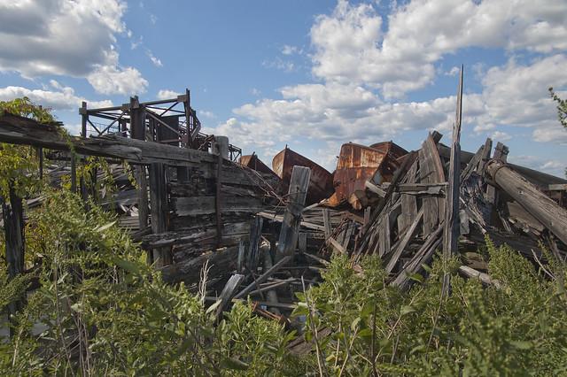 Abandoned Shipyard 2