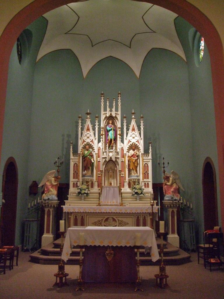St. Wendelin Catholic Church, Wendelin, OH
