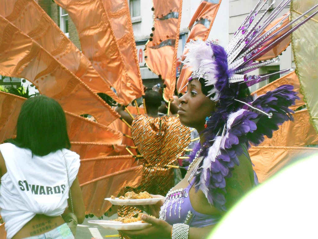 Notting Hill Ladbroke Grove ladbroke grove, notting hill carnival, london | guillaume