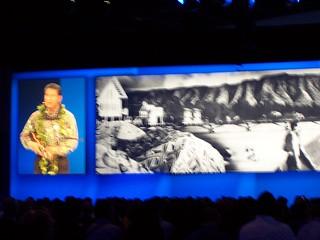 Dreamforce keynote Hawaiian blessing