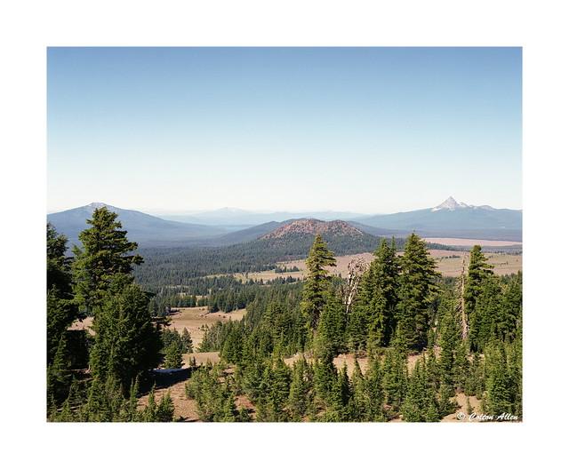 Mt. Thielsen.