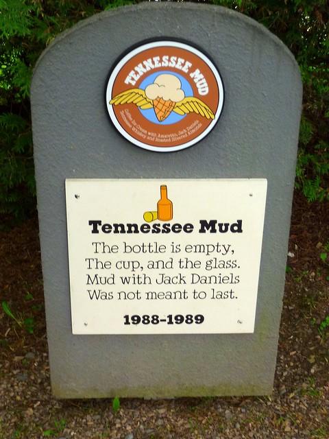Ben & Jerry's Flavor Graveyard: Tennessee Mud