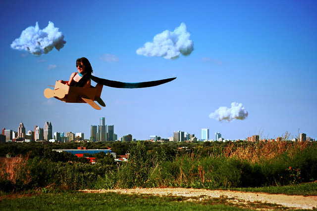 Flight of the Imagination