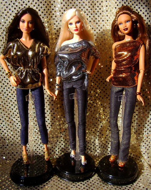 Barbie Basics 2.5 together #1 [Explore]