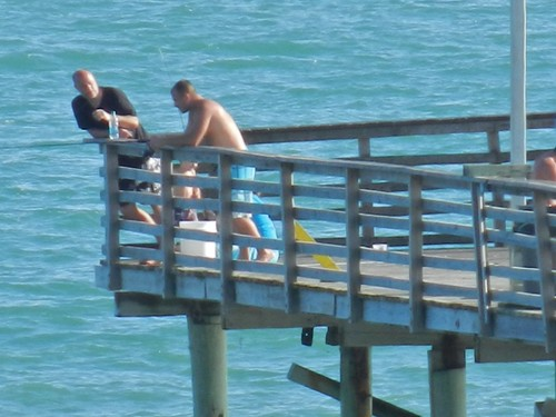 ocean southwest beach pier fishermen zoom northcarolina hotelview atlanticbeach maximumzoom