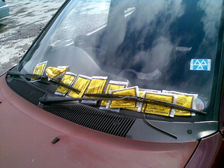 Parking Tickets | by Ashley Coates