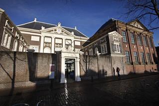 Restauratie Museum De Lakenhal