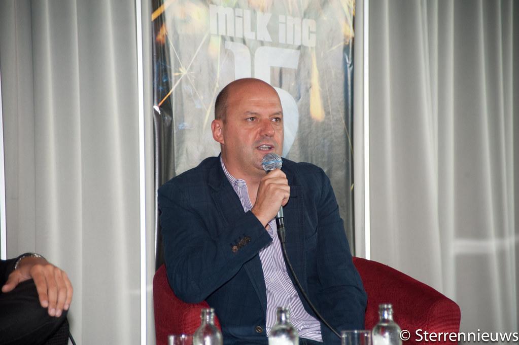 Milk Inc 15 Years: Persconferentie