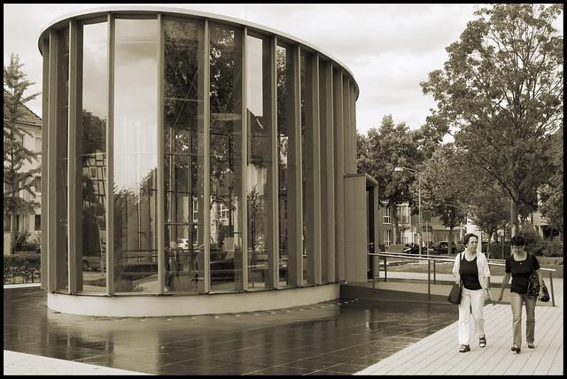 Bad Hersfeld (Hessen): the fountain pavilion