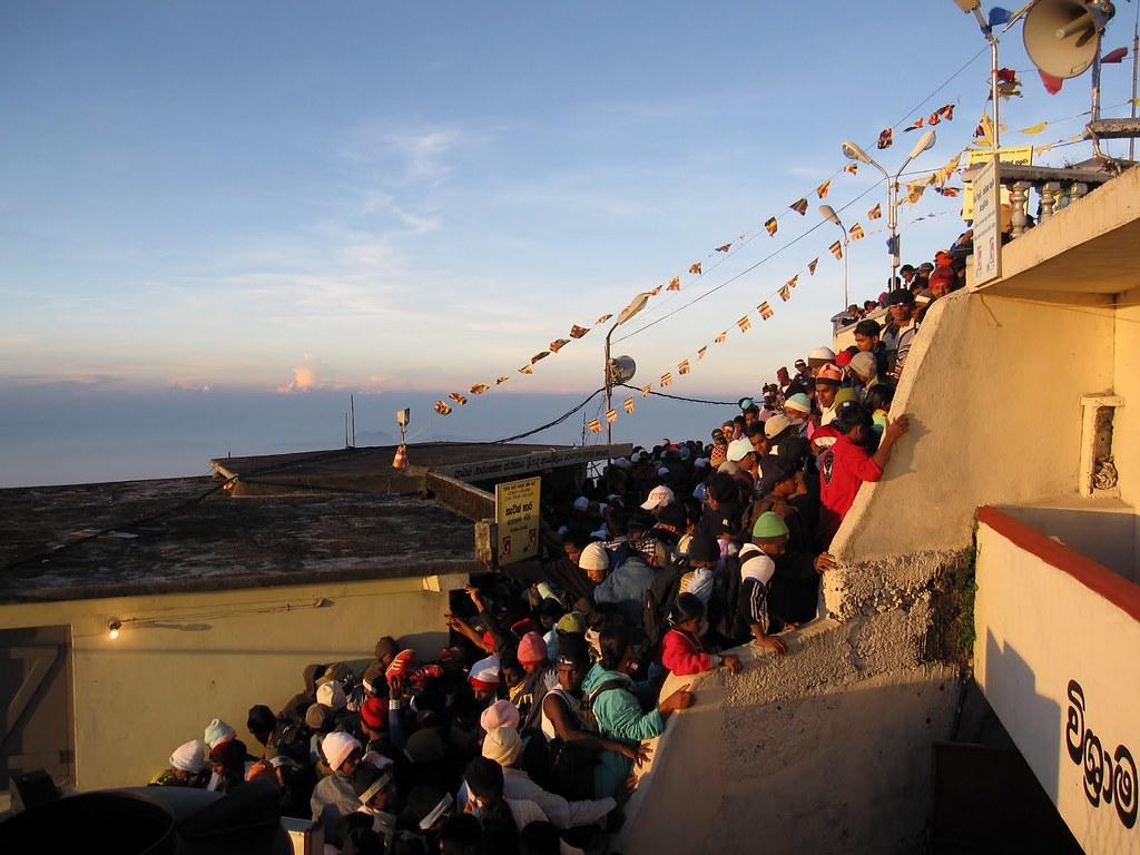 Adam's Peak 亞當峰