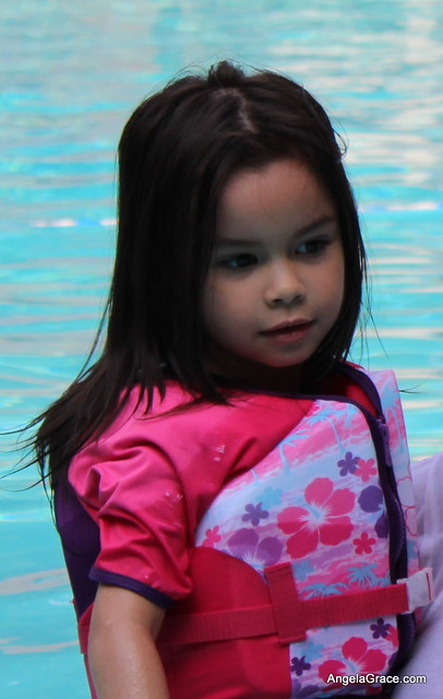 Angela in the Pool 1 027