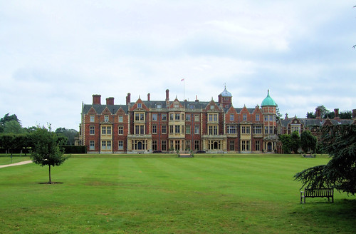 The West Side Of Sandringham House - Norfolk. | by Jim Linwood