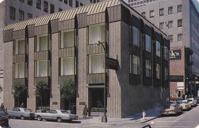 Commonwealth National Bank San Francisco 1966