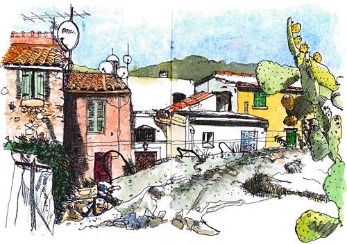 Montemaggiore / Corse