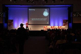 "GDCE 11 Tuesday Session ""GDCE 11 Tuesday Session Rob Davis, Playniac | by Official GDC"
