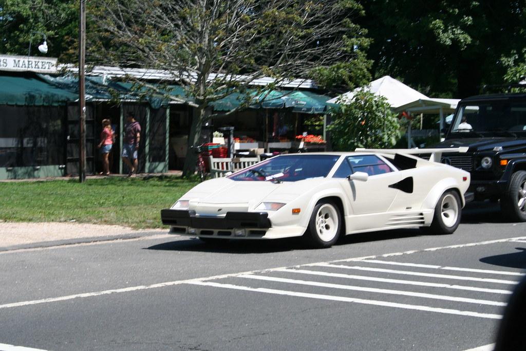Us Spec Lambo 1987 1988 Lamborghini Countach 5000 Qv Judg Flickr